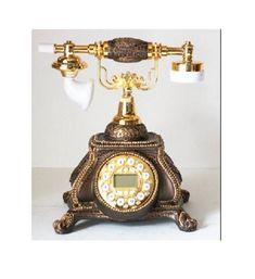Vintage Phones, Vintage Telephone, Victorian Home Decor, Victorian Homes, Antique Phone, Fine China Dinnerware, Retro Phone, Call Backs, New Phones