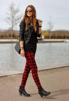 Street Style Frontrowshop Pantalones Sheinside Chaquetas Look Main Single