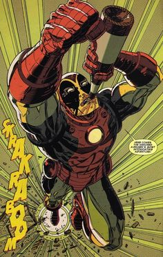 °° Dead Iron or Iron-Pool or Pool-Man or Dead-Man or ... : 22 Reasons to love Deadpool if you don't already - Imgur