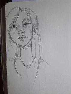 Look.  #drawing #sketch