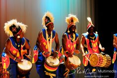 ... African Caribbea
