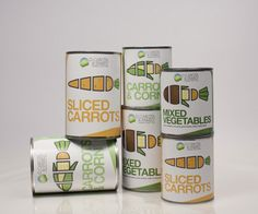 D. Carota & Family Farm (Student Work) on Packaging of the World - Creative Package Design Gallery