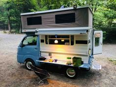 Suzuki Carry, Camper, Toyota Hiace, Mini Trucks, Motorhome, Caravan, Recreational Vehicles, Cool Cars, Vans