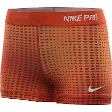 NIKE Women's Pro Printed 2.5-Inch Shorts - SportsAuthority.com   Under a black pair of shorts for boot camp? I think SO!!