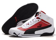c571801c09f0 Find Womens Puma Schumacher Racing High Tops Shoes Red Black White Lastest  online or in Pumafenty. Shop Top Brands and the latest styles Womens Puma  ...