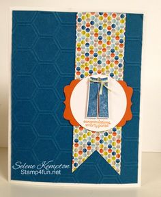 Patterned Occasions Smarty Pants by StampingSelene - Cards and Paper Crafts at Splitcoaststampers