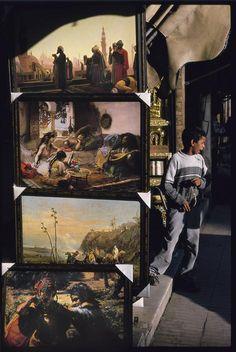 Morocco Marrakech 2003 old town