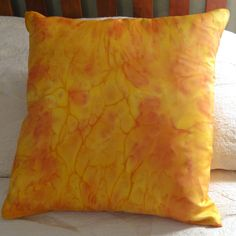 Hand Painted Pillows | PILLOWS Hand painted silk throw pillows by ShawnjeanneOriginals