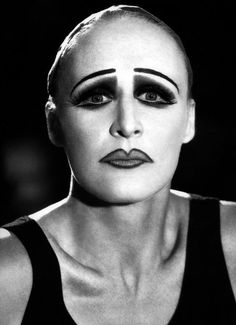 Celebrity Photography by Herb Ritts. Who? Glenn Close?