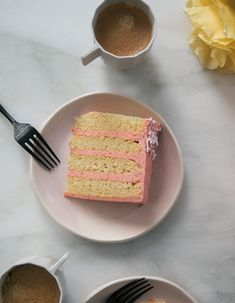 Fluffy Corn Cake with Guava Frosting   Photos from Colombia – A Cozy Kitchen