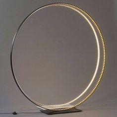 Table Lamp By Les Deun Luminaires. dezeen.com