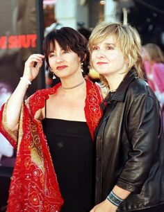 Julie Cypher & Melissa Etheridge (1990–2000)