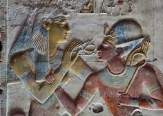 [Egypt 'Second Hypostyle Hall of Seti I Temple at Abydos. Ancient Egyptian Art, Ancient History, Egyptian Things, Anubis, Mystery Plays, Kemet Egypt, Kairo, Isis Goddess, Mother Goddess