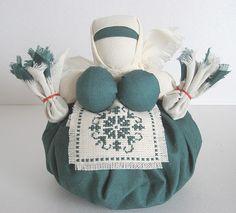 Dolls of my student Svetlana Cherniavskaya - Zoe Pinigina