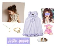 """""""Meet Josie"""" by the-ravenclaw-princes ❤ liked on Polyvore featuring Blue Nile, Calvin Klein and Effy Jewelry"""