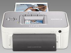 Canon Selphy CP750  Printer