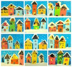 cases d' hivern
