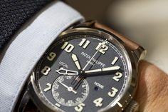 Patek Philippe Calatrava Pilot Travel Time référence 5524