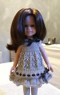 Kostenloses ccommeceline-Tutorial: Sweet Aesthetics Source by essirardjosseli . Baby Knitting Patterns, Doll Patterns, Free Knitting, Crochet Patterns, Crochet Baby, Knit Crochet, Vintage Dolls, Beautiful Dolls, How To Look Pretty