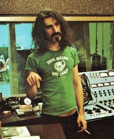 Frank Vincent, 70s Inspired Fashion, Boys Don't Cry, Day Camp, Frank Zappa, Indie Pop, Billy Joel, Rock Legends, Foo Fighters