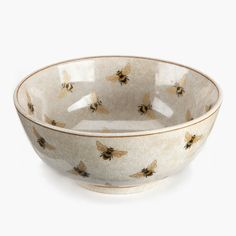 Bee pottery bowl | Home / BEE SMALL BOWL