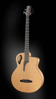 Furch B61-CM 4 string bass Acoustic Bass Guitar, Ukulele, Bass Guitars, Old Musical Instruments, Guitar Tuners, Bass Amps, Guitar Collection, Guitar Design, Music Stuff