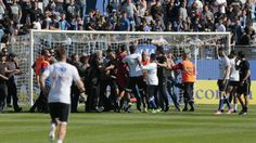 Lyon players 'very afraid' after being hit at Bastia - Jean-Michel Aulas
