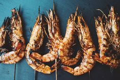 Shrimp, Meat, Food, Grilled Shrimp Skewers, Essen, Meals, Yemek, Eten
