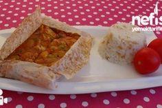 Tavuklu Kağıt Kebabı - Nefis Yemek Tarifleri - Tuğba Gamzeli Melek
