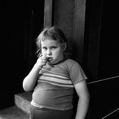 Vivian Maier, June 16, 1956, Chicago, IL