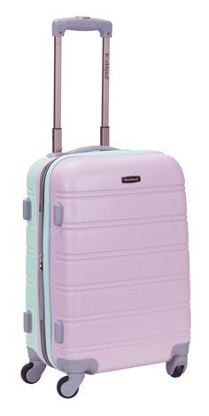 """20"""" Spinner Suitcase"""