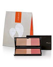 Presente Natura Una - Palette Multicor Radiance + Embalagem rede.natura.net/espaco/alinelomba