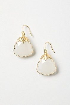 REVEL: Last Snow Drop Earrings