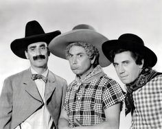 For me, The Marx Brothers, are a sure fire way to forget about the world. The might be old school but they're not old hat.