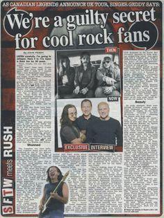 RUSH: cool rock fans guilty secret