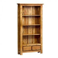 The Akola bookcase from Indian Hub - http://londonfurnitureonline.co.uk/bookcases/376-akola-bookcase.html