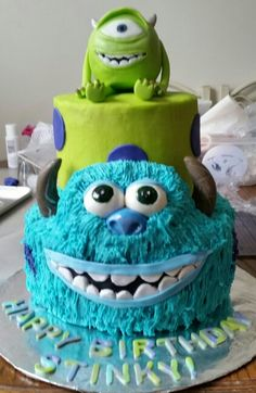 Monsters Inc theme