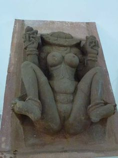 Lajja Gauri (fertility goddess)