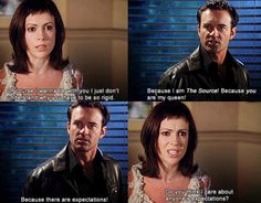 Phoebe Halliwell and Cole Turner...*Charmed* I love them as a couple. Just not as the King and Queen of the underworld lol