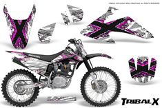 Honda CRF150F-230F 2003-2014 Motocross Graphic Kits with the largest selection of designs and colors.