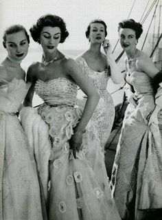 1950s stage glamor - Google Search