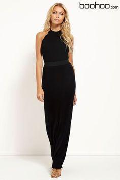 Buy Boohoo Contrast Waist Maxi Skirt online today at Next: Belgium