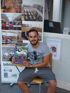 Feria del Libro de Huesca 2015 | por Biblioteca de la Universidad de Zaragoza