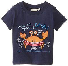 Jojo Maman Bebe Baby-Boys Newborn Crab T-Shirt, Navy, 18-24 Months JoJo Maman Bebe http://www.amazon.com/dp/B00S4ZOHZ2/ref=cm_sw_r_pi_dp_xxW-ub1YR4817