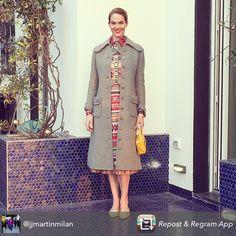 #repost @jjmartinmilan with #valextra #trictracsera #bag #ocra by Zurvita Zeal Wellness