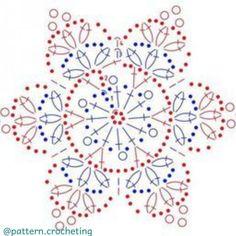 """@wm_wildmint on Instagram: """"Схема из интернета Собственные дизайны @vasilenko.elena.designer Посмотреть и купить салфетки можно тут @wm_wildmint #crochetpattern…"""" Crochet Star Patterns, Crochet Snowflake Pattern, Christmas Crochet Patterns, Crochet Snowflakes, Christmas Knitting, Crochet Christmas Decorations, Cross Stitch Christmas Ornaments, Crochet Ornaments, Crochet Ball"""