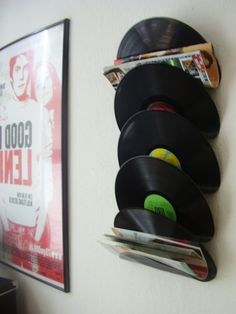 Schallplatten Projekte zeitschriften idee
