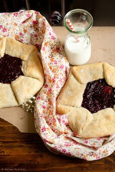 Delicious Shots: Strawberry Galette