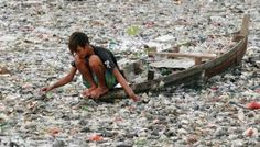 Plastisfera, el bestial continente de plástico que amenaza la vida marina