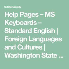 Para simgeleri teaching english pinterest help pages ms keyboards standard english fandeluxe Image collections